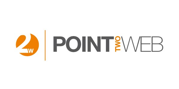 logo point2web